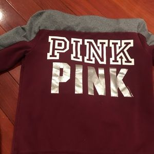 Victoria Secret zip up